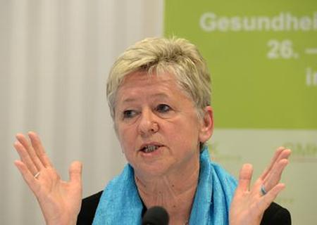 Anita Tack, Vorsitzende der Kommission