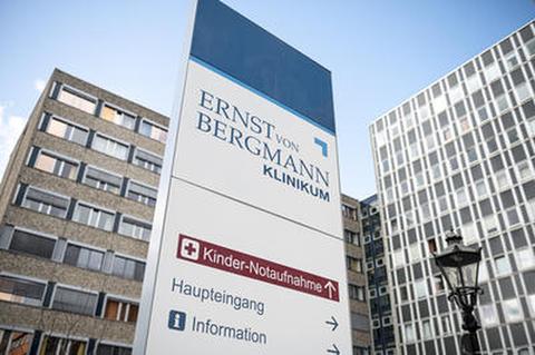 Das Bergmann-Klinikum