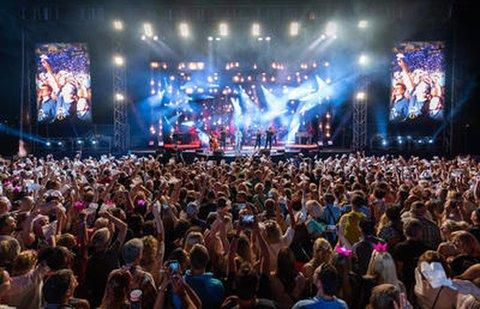 Großveranstaltungen wie Konzerte bleiben in Brandenburg bis Ende Oktober 2020 verboten.
