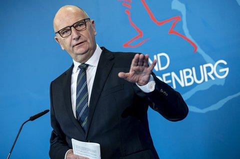 Brandenburgs Ministerpräsident Woidke