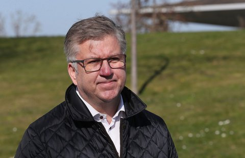 Peter Heydenbluth, Potsdamer IHK Präsident