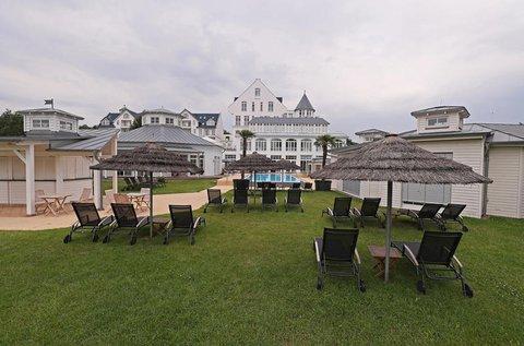Das Resort Schwielowsee darf weiterhin nicht öffnen