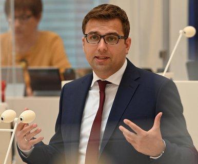 SPD-Fraktionschef Erik Stohn