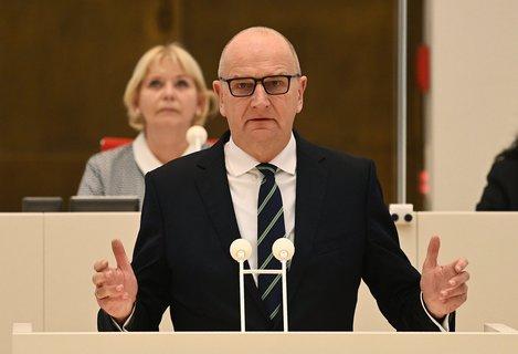 Ministerpräsident Dietmar Woidke (SPD)