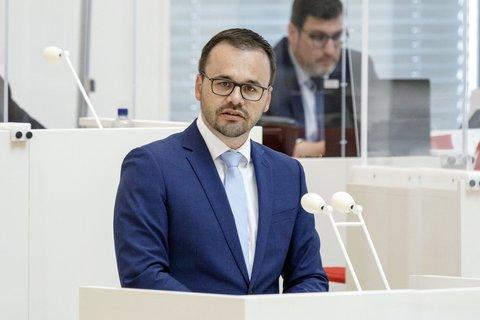 Jan Redmann,Brandenburgs CDU-Fraktionschef