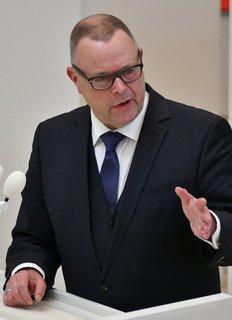 CDU-Landeschef Michael Stübgen